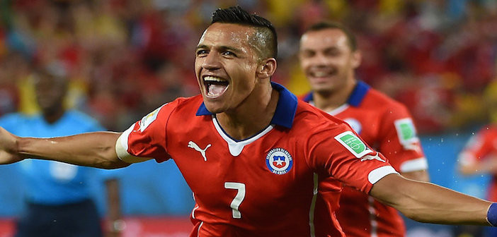 Chile - Sanchez