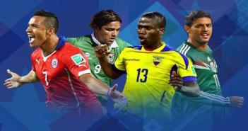 Copa America: Group A