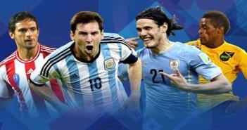 Copa America: Group B
