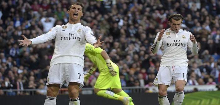 Real Madrid - Angry
