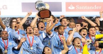 Copa America: Uruguay 2011 winners