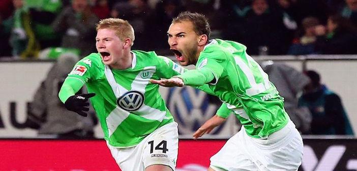 Wolfsburg - De Bruyne 2015