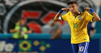 Brazil - Neymar