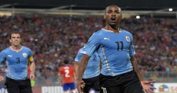 Uruguay - Diego Rolan