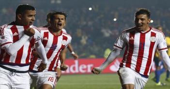 Paraguay - celebrate