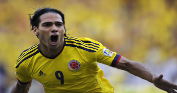 Colombia - Falcao
