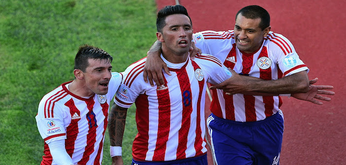 Paraguay - Barrios