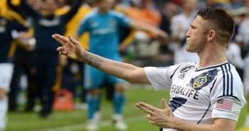 LA Galaxy - Robbie Keane