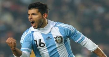 Argentina - Aguero