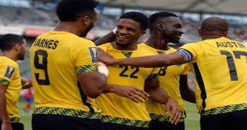 Jamaica - Gold Cup 2015