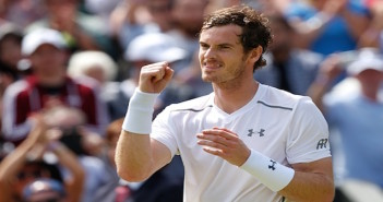 Wimbledon 2015 - Murray