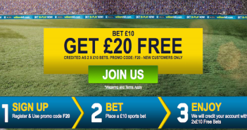 William Hill sign-up