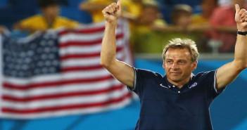 USA - Jurgen Klinsmann
