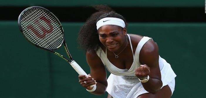 Serena - Wimbledon 2015