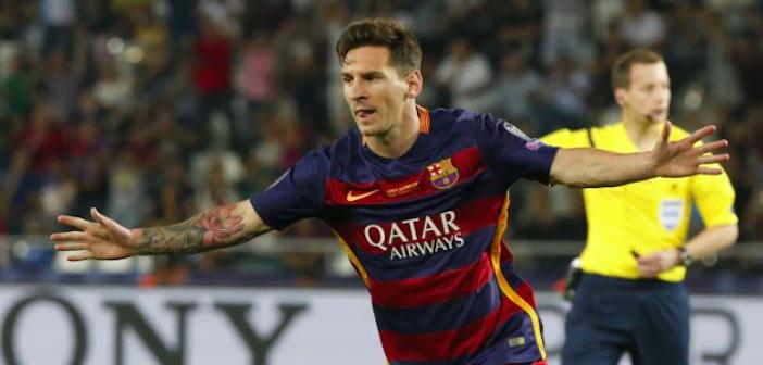 Lionel Messi 15/16