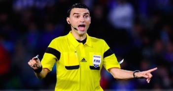 Pavel Královec - referee