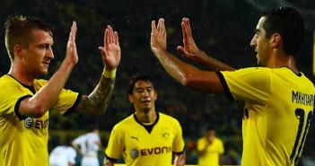 Dortmund - Reus + Micky