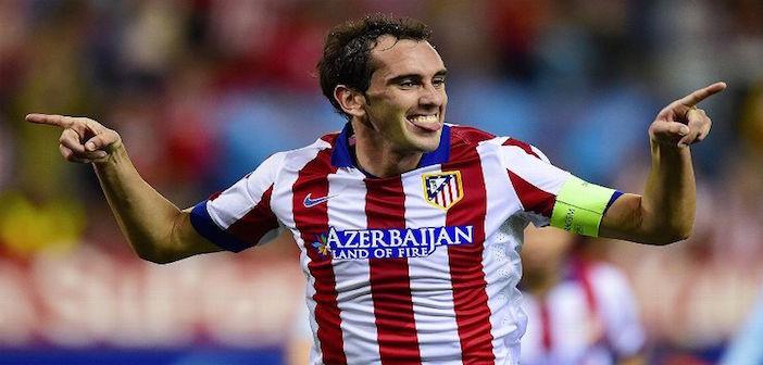 Diego Godin - Atletico
