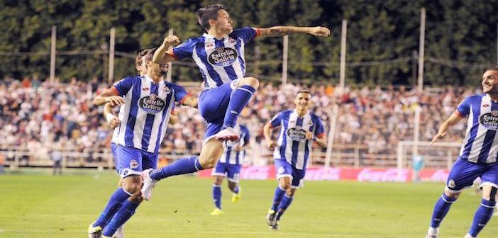 Luis Alberto - Deportivo