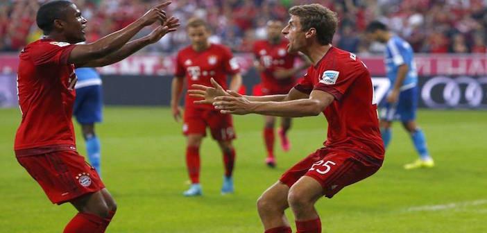 Costa + Muller - Bayern