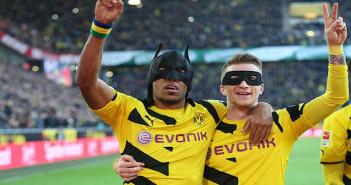 Reus + Aubameyang - Dortmund