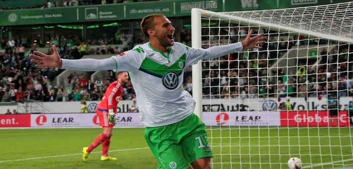 Bas Dost - Wolfsburg 2015/16