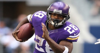 Adrian Peterson - Minnesota Vikings