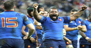 France - Bastareaud