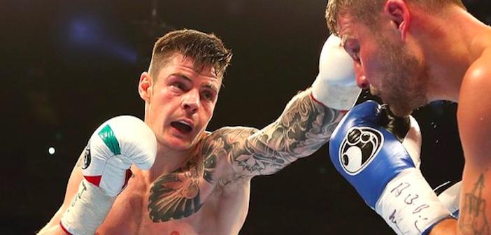Boxing - Dave Ryan