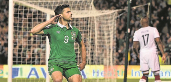 Shane Long - Ireland
