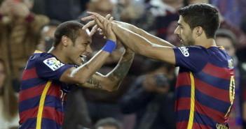 Neymar + Suarez - Barca 2015/16