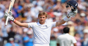 Joe Root - England