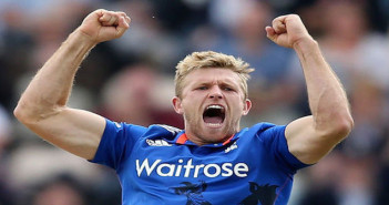 David Willey - England
