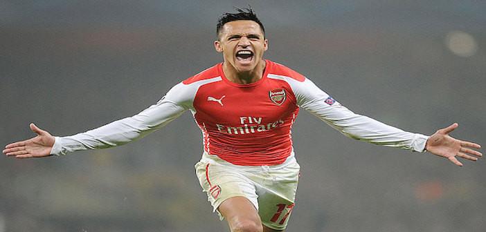 Alexis Sanchez - Arsenal
