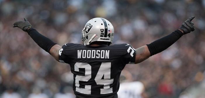 Charles Woodson - Oakland Raiders