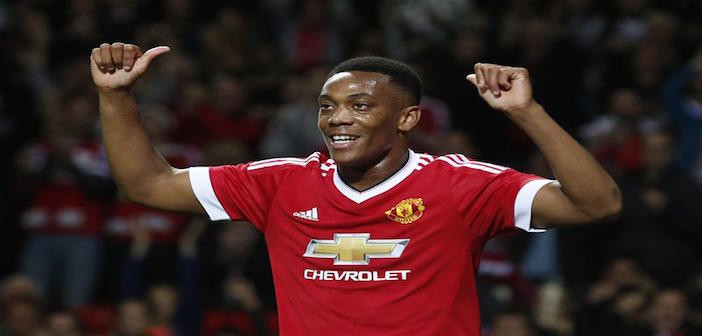 Anthony Martial - Manchester United