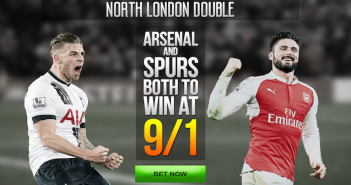 Arsenal-Spurs NetBet offer