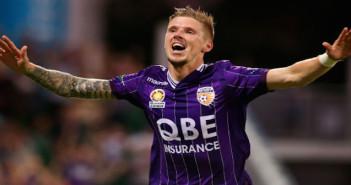 Andy Keogh - Perth Glory