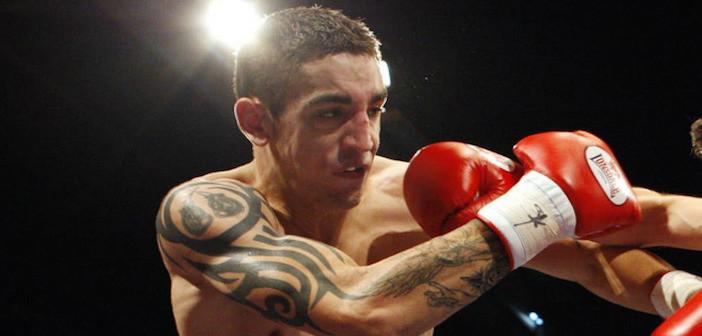 Danny Butler - boxing