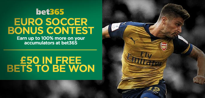 Champions League Competition: £50 At Bet365 To Be Won | 23rd February