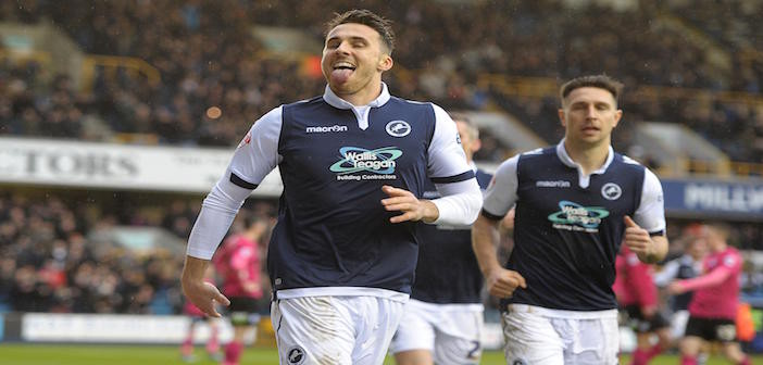 Lee Gregory - Millwall