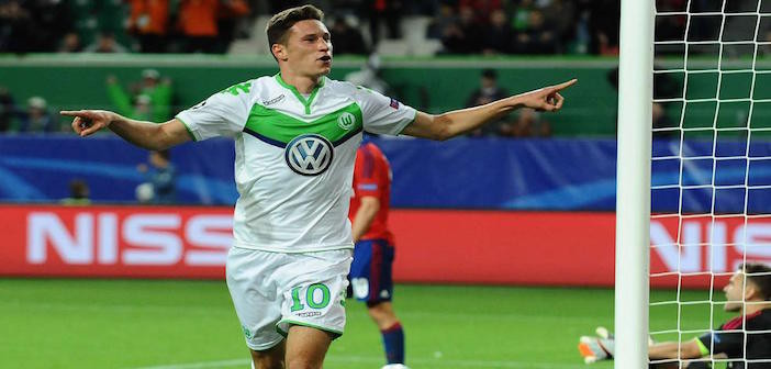 Wolfsburg - Draxler