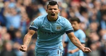 Sergio Aguero - Man City