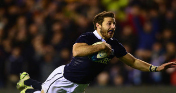 Scotland - Tommy Seymour