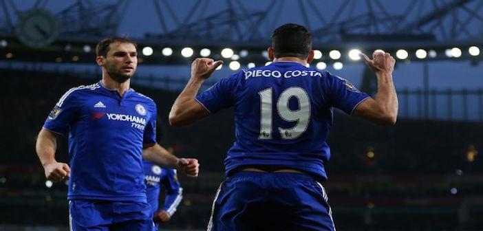 Chelsea - Costa
