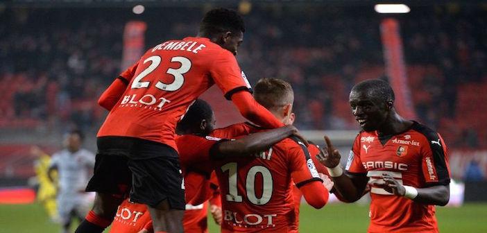 Ousmane Dembele - Rennes