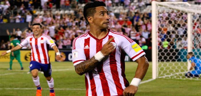 Dario Lezcano - Paraguay