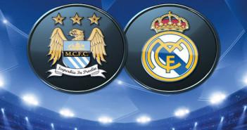 Man City Real Madrid