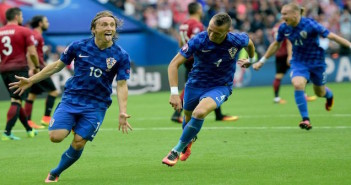 Croatia - Modric
