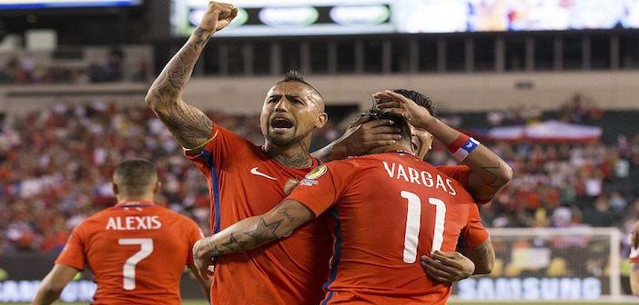 Chile - Copa 2016